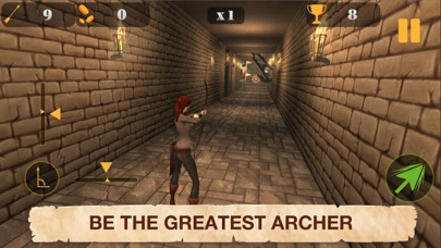 Screenshot for Bowman Elite: Shoot the Target in United States App Store