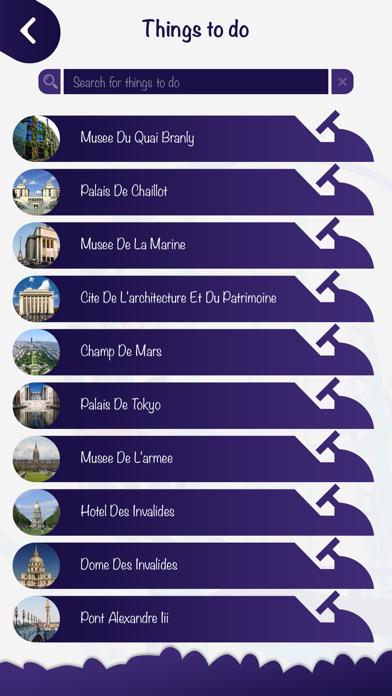 Best App to Eiffel Tower app image