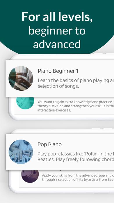 Skoove: Learn Piano Screenshot