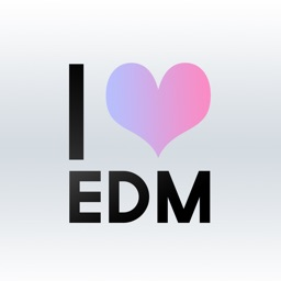 EDM Music Stickers - Messages
