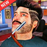 理发师 店- 头发 沙龙 游戏
