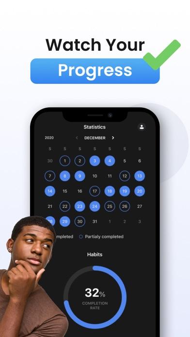 HabitBox: Challenges & habits Screenshot