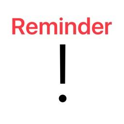 Simpler Reminder
