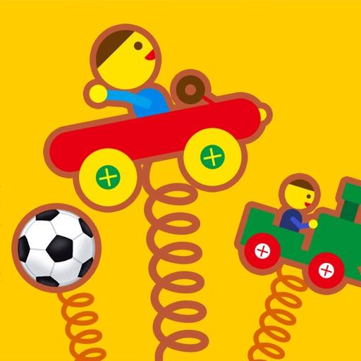 びよんびよーん 人気の子供・幼児向けおすすめ知育ゲームアプリ