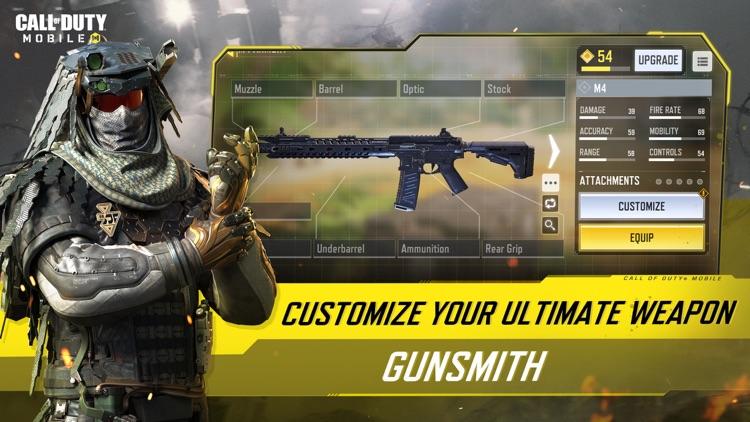 Call of Duty®: Mobile screenshot-3