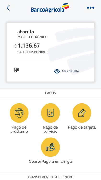 Banca Móvil screenshot-2