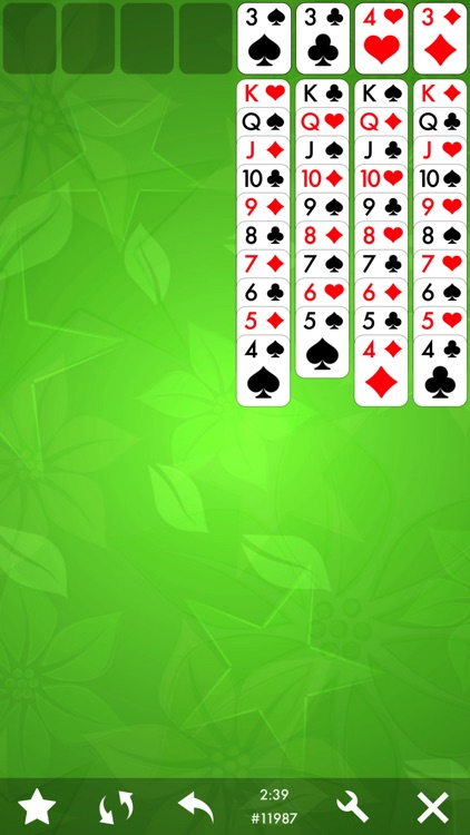 FreeCell Solitaire Card Game. screenshot-4