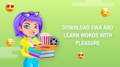 Screenshot for EWA - English speaking course in Jordan App Store