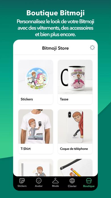 messages.download Bitmoji software