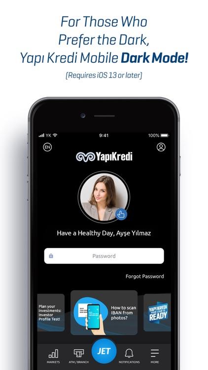 Yapı Kredi Mobile screenshot-3