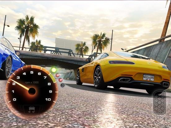 Need for Speed: NL Гонки на iPad