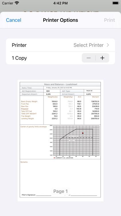 PA28 M&B mobile screenshot-6