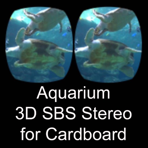 Aquarium Videos for Cardboard