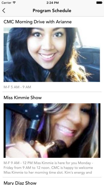 CMC California Music Channel screenshot-3
