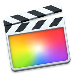 Ícone do app Final Cut Pro X
