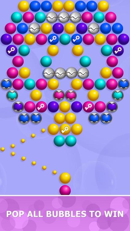 Bubblez: Magic Bubble Quest screenshot-0