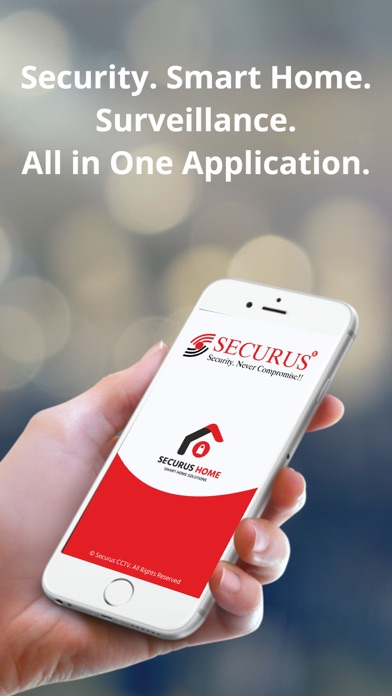 Securus Home by Daksham Ratanchandani (iOS, United States