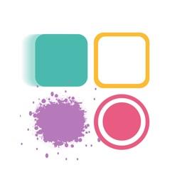 Squaredom  - Tile Match Games