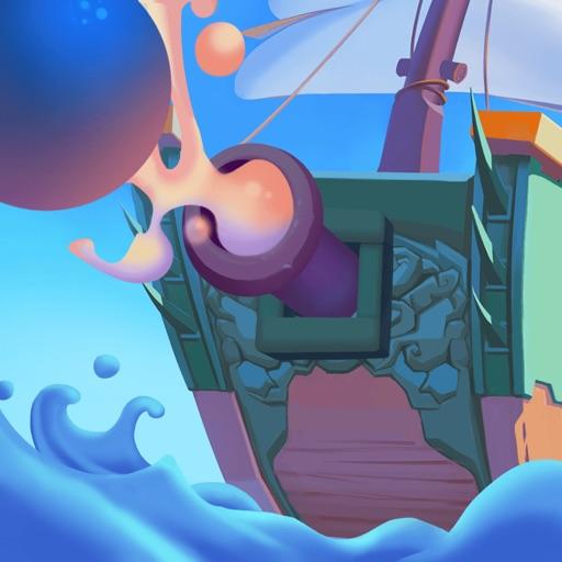 Avoiding ship mines! icon