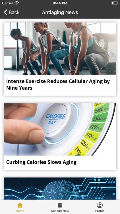 Anti-Aging Doctor screenshot-3