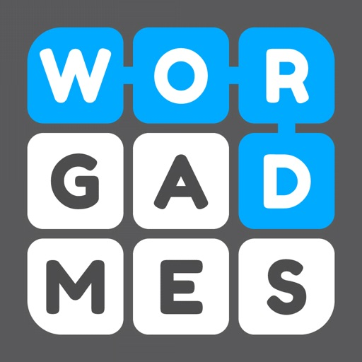 Word Game - Connect Letters