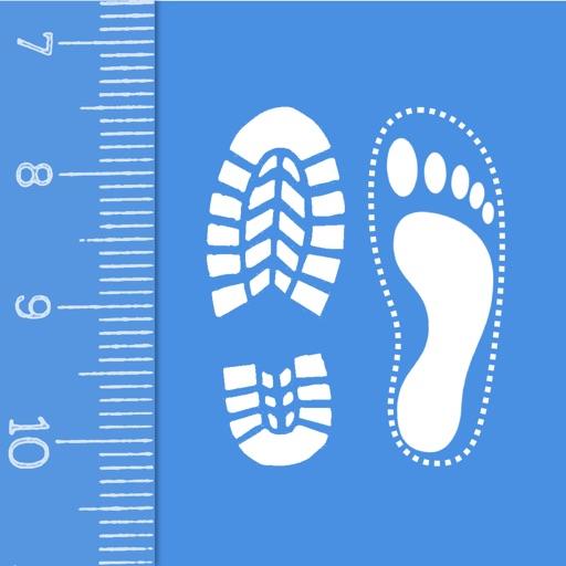 Shoe Size Meter - feet length