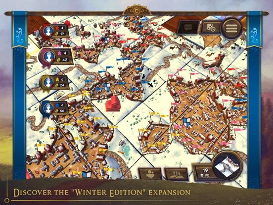 Carcassonne – Tiles & Tactics screenshot 16