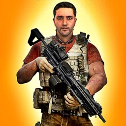 TPS Terrorist Shooter Gun Game