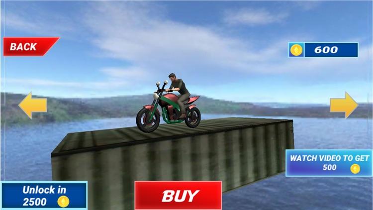 Hero Xtreme Bike Stunt Rider