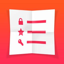 Ícone do app Cheatsheet Notes