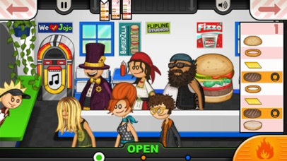 download Papa's Burgeria To Go! apps 0