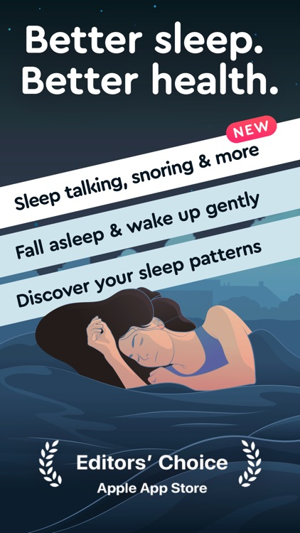 Sleep Cycle - Sleep Tracker screenshot-0