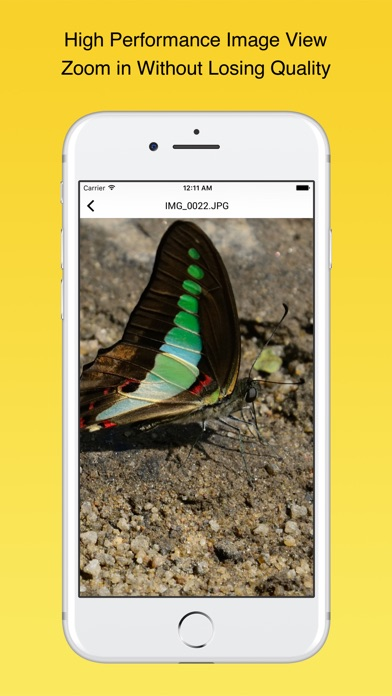 Screenshot #8 for EXIF Viewer by Fluntro