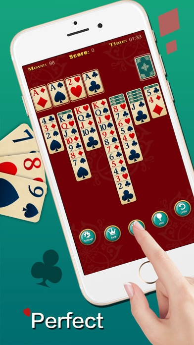 Screenshot for Solitaire ◆ in Sri Lanka App Store