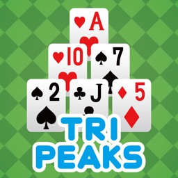 TriPeaks Solitaire - Card Game