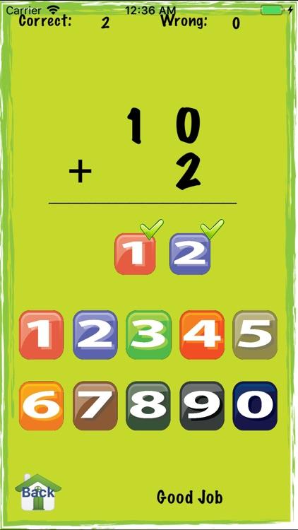 First Grade Math Magic screenshot-3