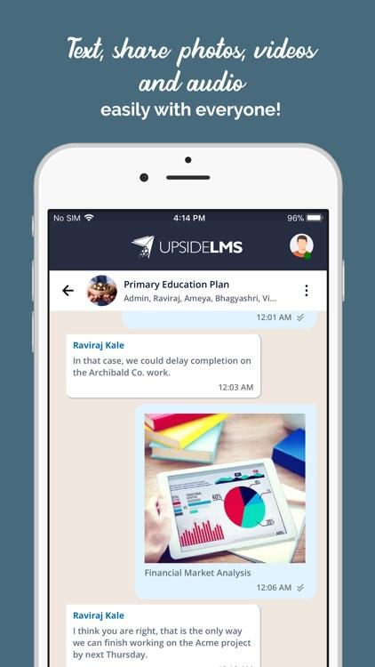 UpsideLMS screenshot-6