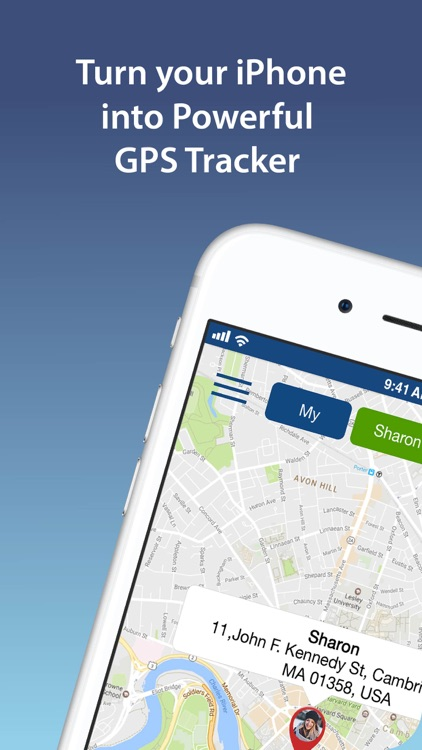 Track a Phone - iLocateMobile
