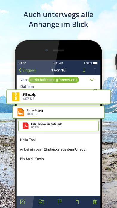 freenet MailScreenshot von 3