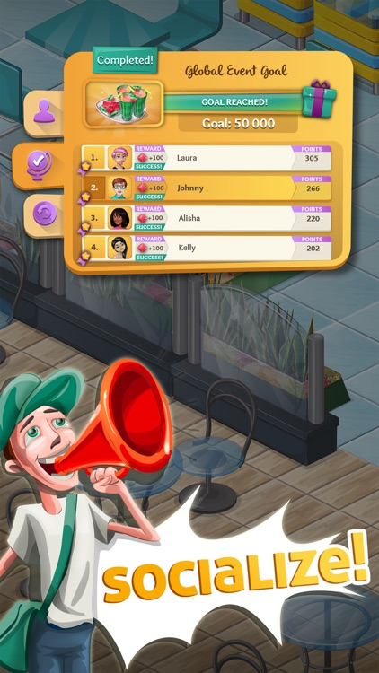 Chef Town screenshot-3