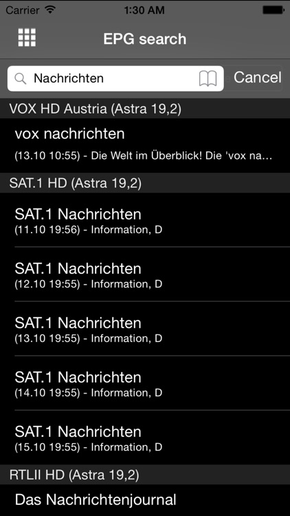 e2Remote Pro screenshot-3