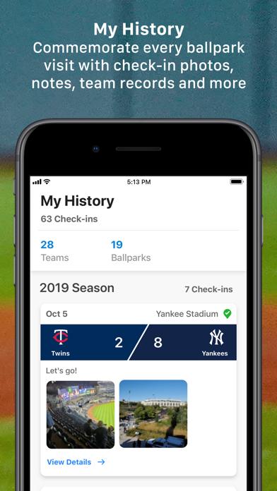 MLB Ballparkのおすすめ画像5