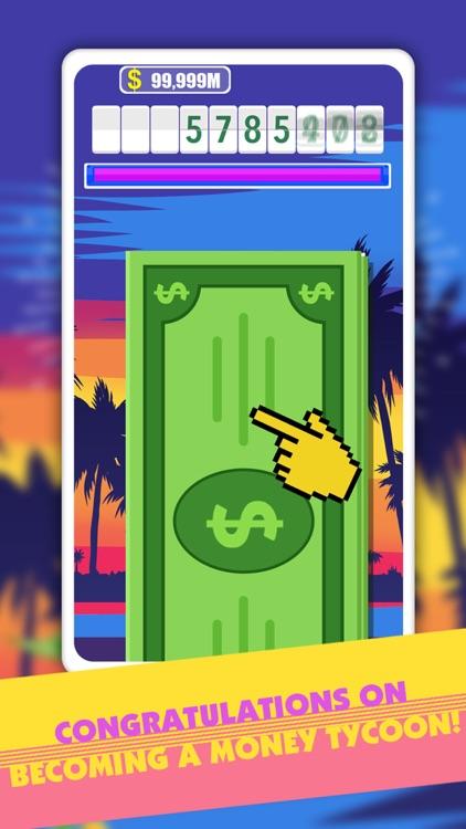 Tap Money Rain