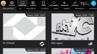 MojaTV - BH Telecom screenshot two