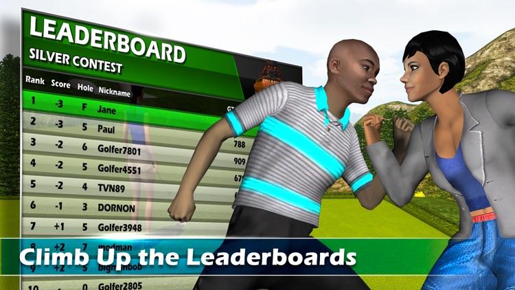 Golden Tee Golf: Online Games screenshot-8