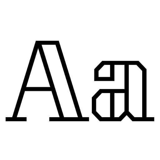 Fönts - Fonts for iPhones