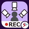 Multi Angle Video Recorder - iPhoneアプリ