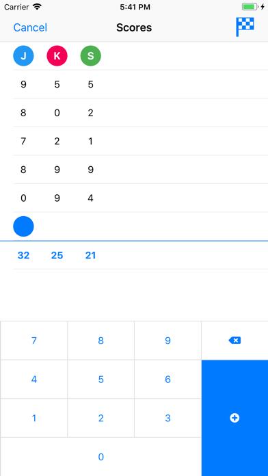 Scoreboard Deluxe app image