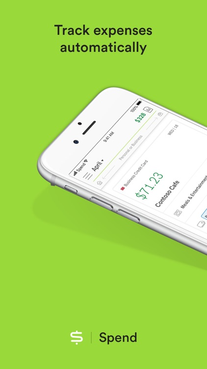 Spend: Easy Automatic Expenses