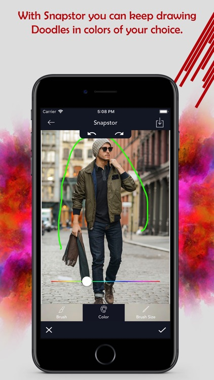 Snapstor - Best Photo Editor screenshot-7